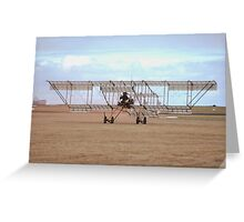 Point Cook Airshow 2014 - Bristol Boxkite Taxiing Greeting Card