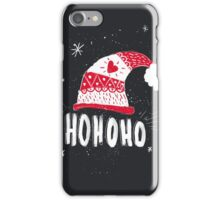 HO HO HO HO iPhone Case/Skin