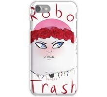 Android 19 : Robo Trash iPhone Case/Skin