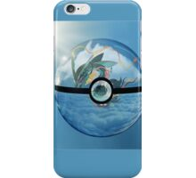 Rayquaza Pokeball iPhone Case/Skin