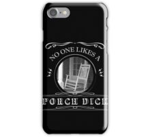 Porch Dick, Walking Dead iPhone Case/Skin