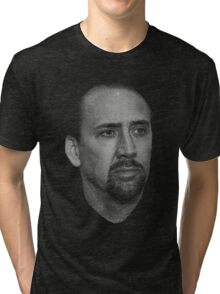 Lines of Cage Tri-blend T-Shirt