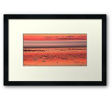 Layers of Light  Framed Print