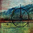 Penny-farthing, high wheel, high wheeler, and ordinary bicycle by JohnOdz