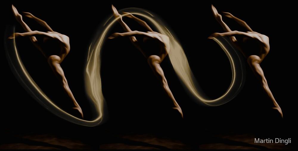 "Dance Series ""Split"" by Martin Dingli"