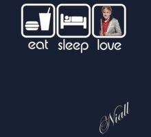 EAT SLEEP LOVE - NIALL by mcdba