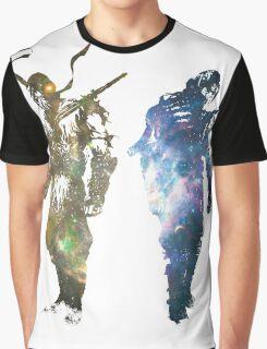 Eternal Enemies Graphic T-Shirt