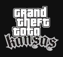 Grand Theft Toto - Kansas Kids Clothes