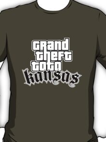 Grand Theft Toto - Kansas T-Shirt