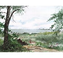 Plein Air 9 Photographic Print