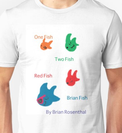 Brian Fish Unisex T-Shirt