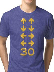 Curry Code Tri-blend T-Shirt