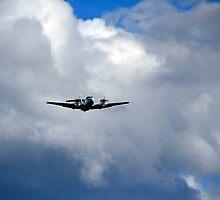 Beechcraft Twin Turboprop by Noel Elliot