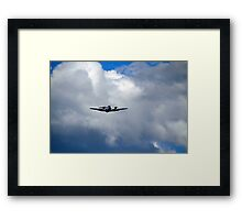 Beechcraft Twin Turboprop Framed Print