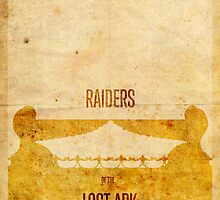 Raiders (aged) by cubik