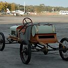 Vintage Car, Tyabb Airshow, Victoria, Australia 2010 by muz2142