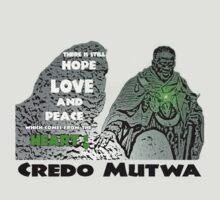 Credo Mutwa by Mohamed Alajmi
