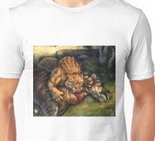 Smilodon Meal Unisex T-Shirt