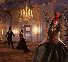 Masquerade Ball by Linda Lees