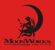 MoonWorks Soldiers (Black) by SholoRobo