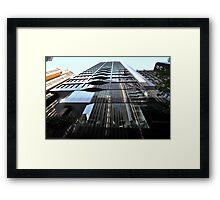 Level & Layers, Sydney, Australia 2013 Framed Print
