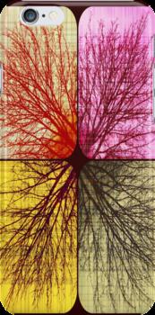 Winter's Tree Quartet by Patricia L. Walker