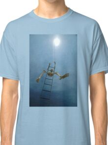 Stairway To Heaven? Sculptures By The Sea 2011 Classic T-Shirt