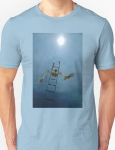 Stairway To Heaven? Sculptures By The Sea 2011 T-Shirt