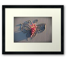 Lily Rose Framed Print