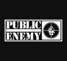PUBLIC ENEMY TARGET HIP HOP Kids Clothes