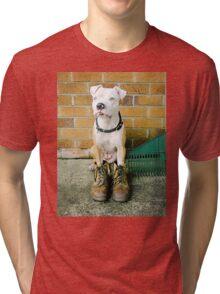 I'm A Working Dog T Tri-blend T-Shirt