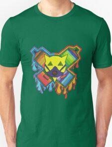 Percentum Gas Mask Unisex T-Shirt