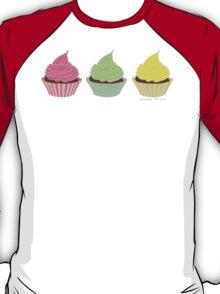 I'll Take Three Cupcakes T-Shirt