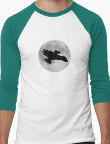 Serenity against the moon Men's Baseball ¾ T-Shirt