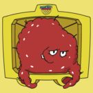 MEATWAD! (Krang) by gorillamask