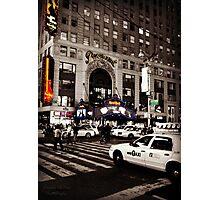 Hard Rock Cafe Photographic Print