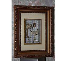 Hanging Miniatures Photographic Print