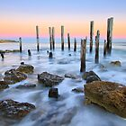 Early morning,Port Willunga Beach by burrster