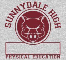 Sunnydale High PE