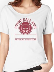 Sunnydale High PE Women's Relaxed Fit T-Shirt