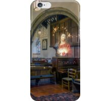 Christmas Church iPhone Case/Skin