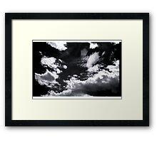 00298 Framed Print