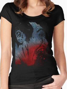 Zombie Munchies! Women's Fitted Scoop T-Shirt