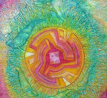 Mayan Glyp Chicchan by shimaart
