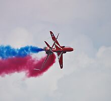 The Red Arrows Syncro Pair by PhilEAF92