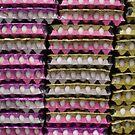 Lots of little white eggs by Marjolein Katsma