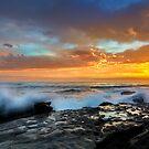 The Salida del Sol by Mark  Lucey