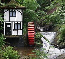 Waterwheel House by youmeus