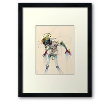 fly king II Framed Print