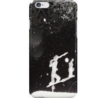 Snowflake Golf iPhone Case/Skin